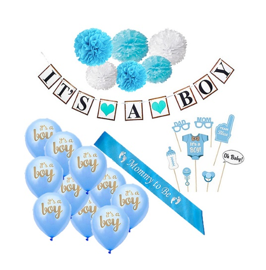 It's a Boy Baby Shower Decoration  For Baby Shower 1