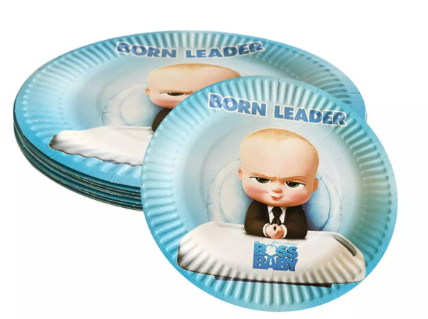 Born leader kids birthday theme party supplies set party decorations (FOR 10 PERSON) 9
